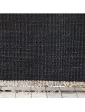 Tell me more Hemp Rug - Black - 140x200cm - Tell Me More