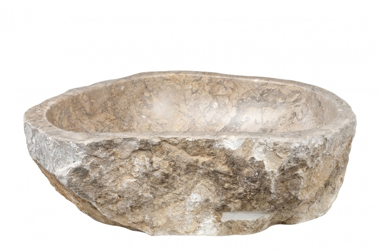 Petite Lily Interiors Wash basin Marble 48x38xh15cm