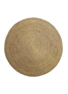 Bloomingville Round seagrass rug - natural - Ø200cm - Bloomingville