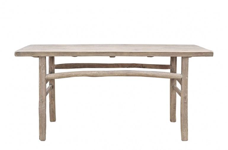 Petite Lily Interiors Console table Vintage - L170x48xh83cm - unique product - elm wood