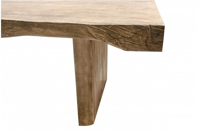 Petite Lily Interiors Table de salle bois - 250-400cmx100xh76cm - unique item