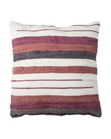 Bloomingville Cushion red - cotton - L80xW80 - Bloomingville
