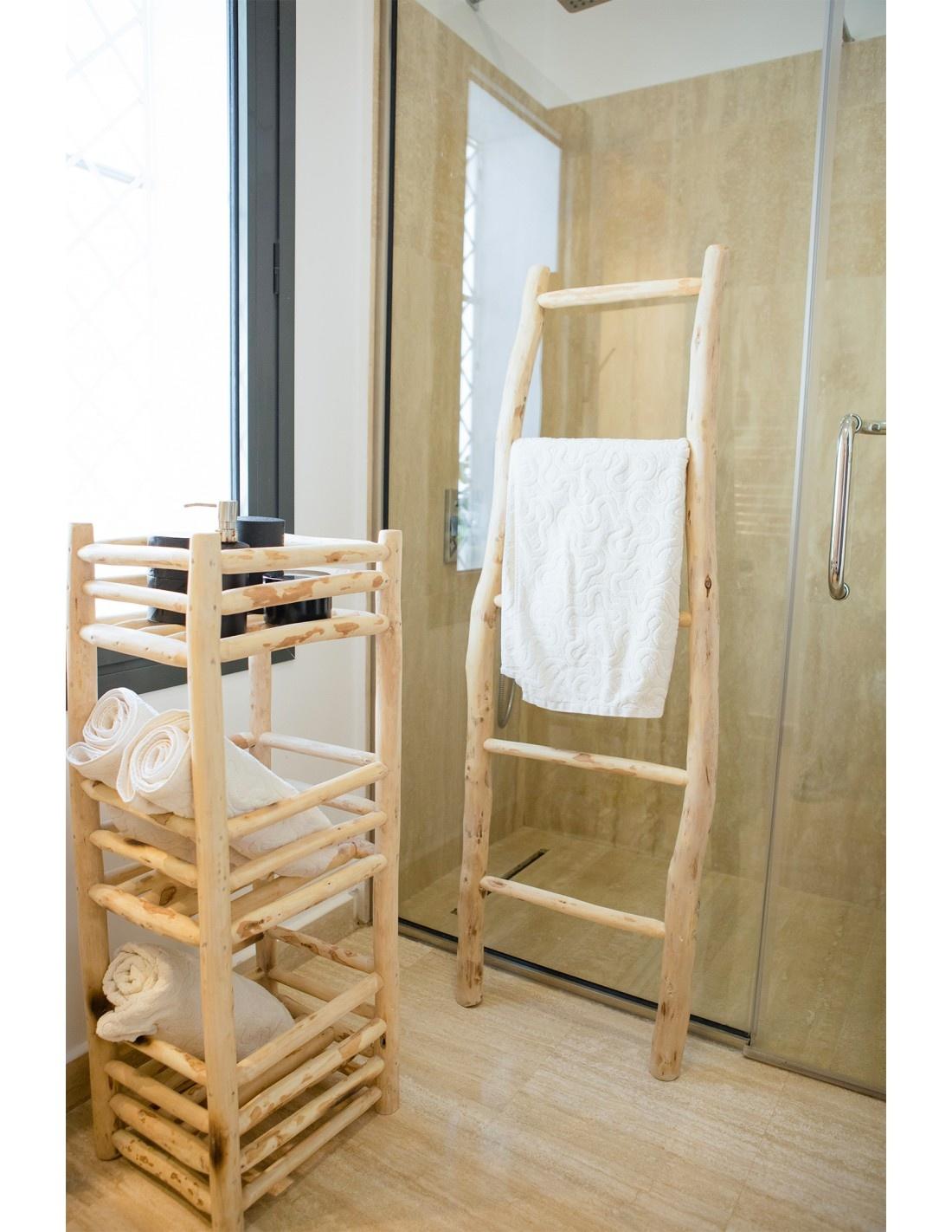 Rock the Kasbah Decorative ladder wood - 180cm - Natural
