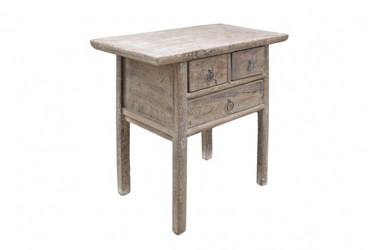 Petite Lily Interiors Console table vintage w/3 drawers - L95x52xh85cm - unique piece