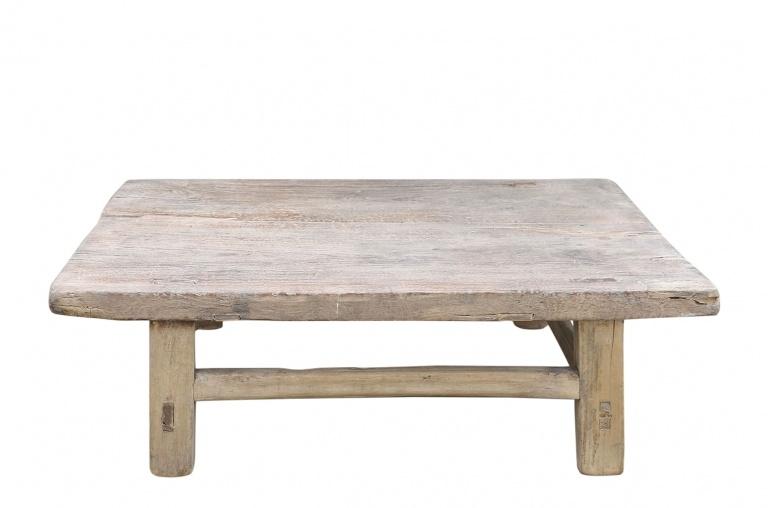 Snowdrops Copenhagen Table basse Vintage - 86x56x27cm - pièce unique