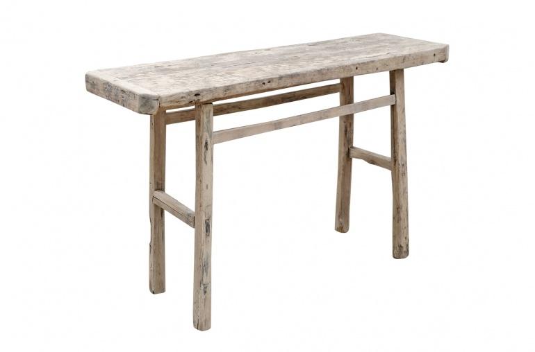 Petite Lily Interiors Console table Vintage - 122x39xh77cm - Poplar wood - unique product