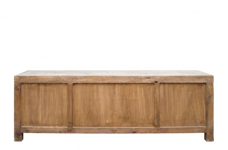 Petite Lily Interiors Buffet / Sideboard - naturel - L180xW40xH60cm - piece unique