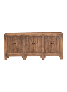 Petite Lily Interiors Sideboard Nature - L204xW45xH96cm