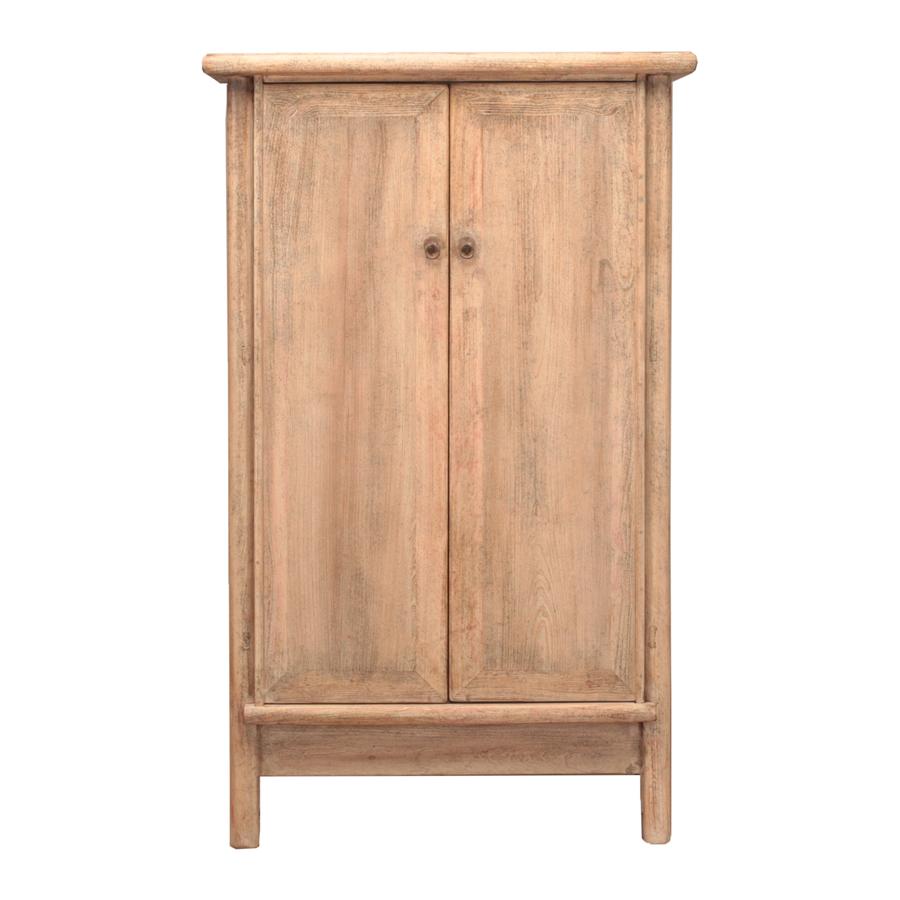 Petite Lily Interiors Cabinet Vintage - wood - 110x50xH184 - Unique Item