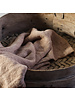 Tell me more Linen bedspread / Throw - Almond / Nude - 130x170cm - Tell Me More