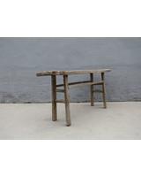 Maisons Origines Console table Vintage - 170X40X82cm - raw wood