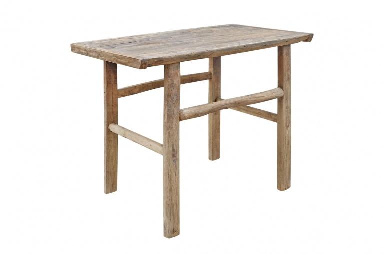 Petite Lily Interiors Console table Vintage - 92x55x73cm - Elm wood - unique product