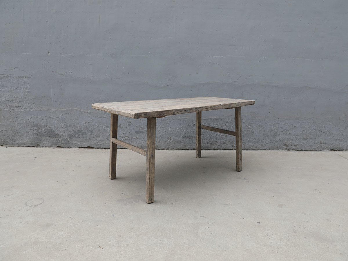Maisons Origines Dining room table - Walnut - 155x78xH80cm - unique piece
