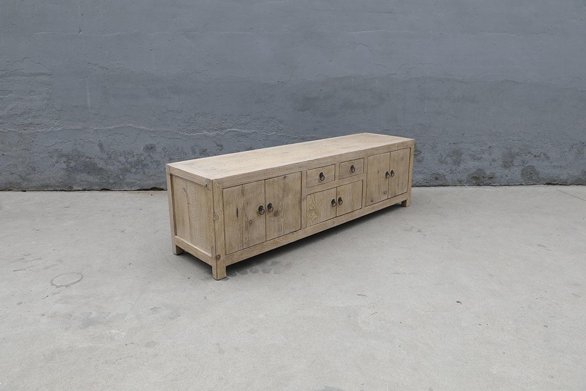 Maisons Origines Buffet / Sideboard - naturel - L170xl44xH50cm - piece unique