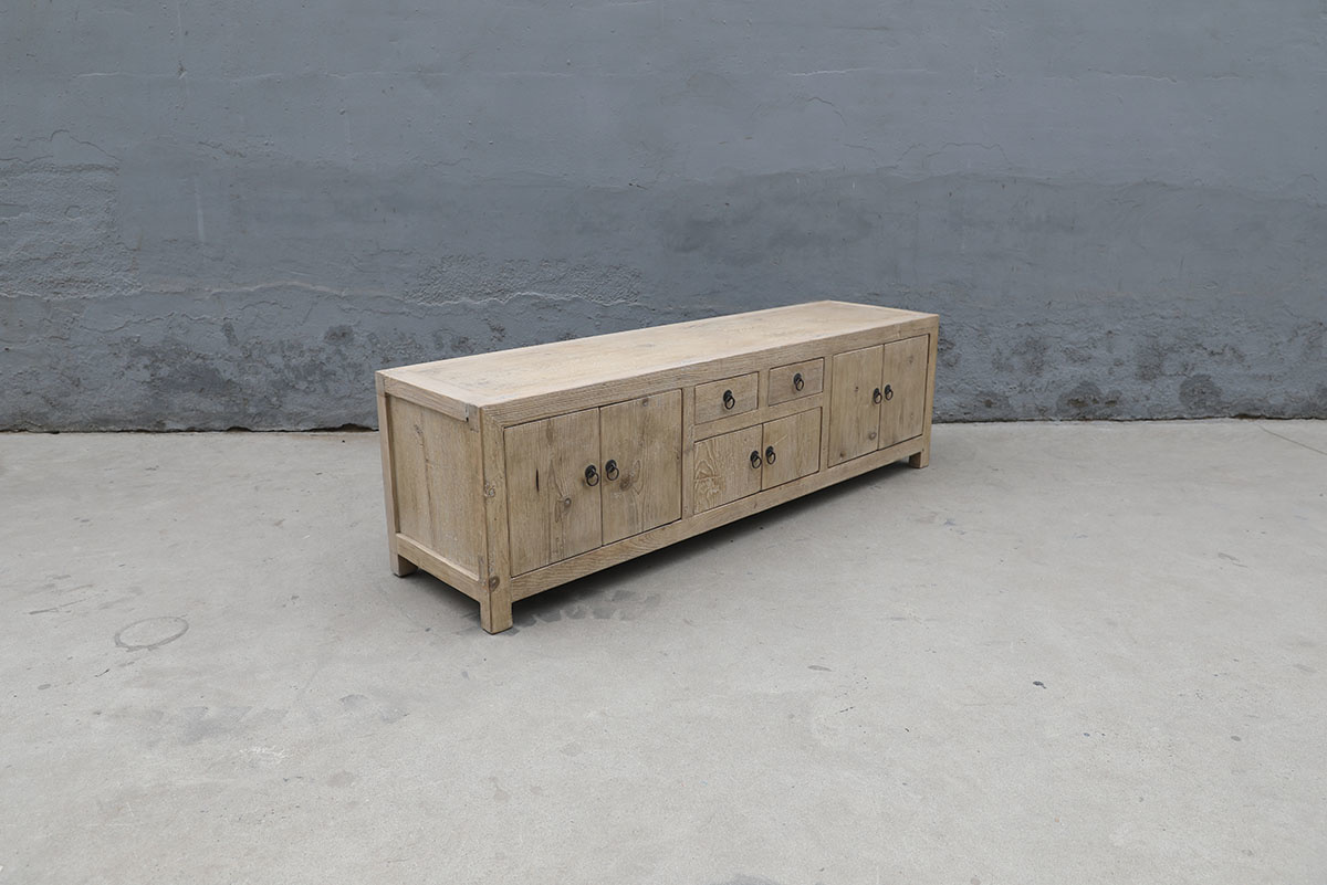 Maisons Origines Sideboard Nature - L170xW44xH50cm - unique item
