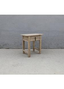 Maisons Origines Console table / Desk - raw wood - 80x50x80cm
