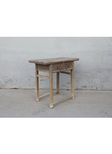Petite Lily Interiors Console table vintage w/ 2 drawers - 86X49XH83cm