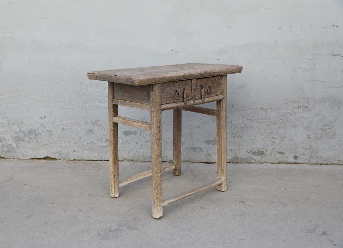 Petite Lily Interiors Console table vintage w/ 2 drawers - 86X49XH83cm - unique piece