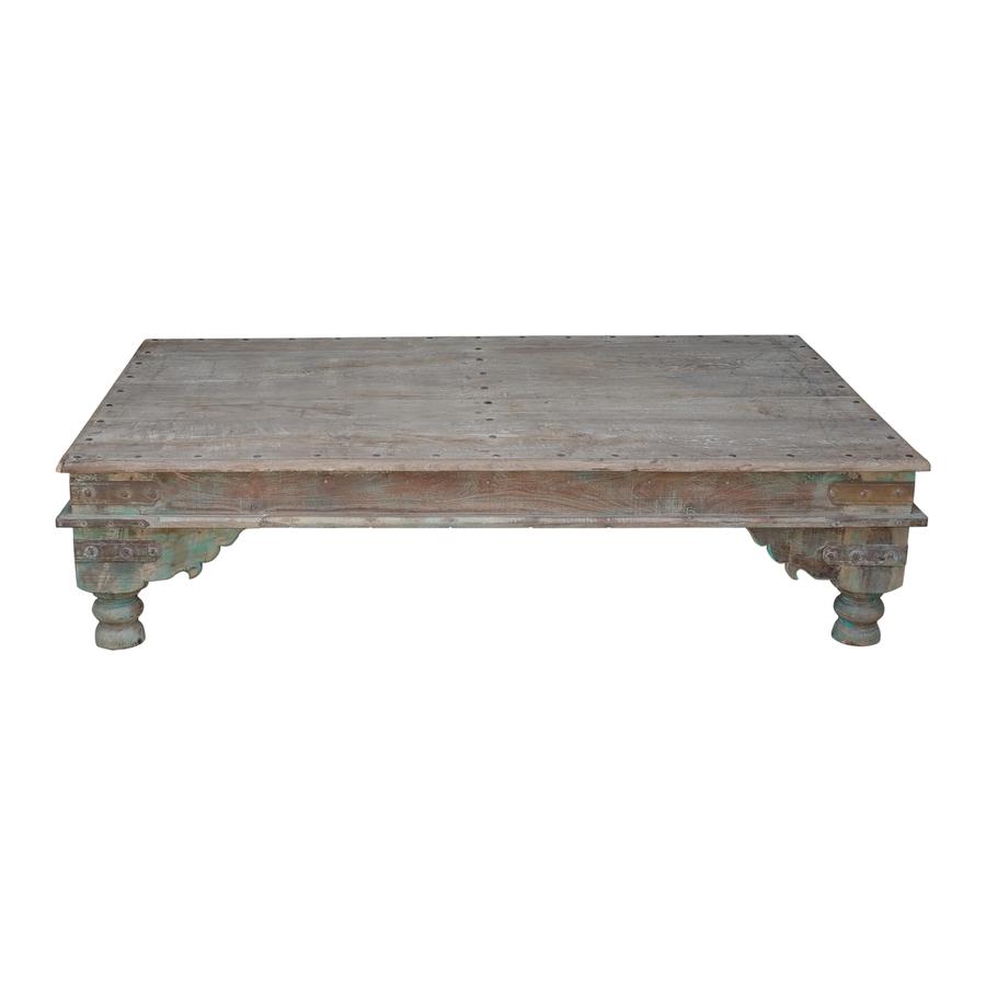 Petite Lily Interiors Wood coffee table - 188x120x64cm - unique item