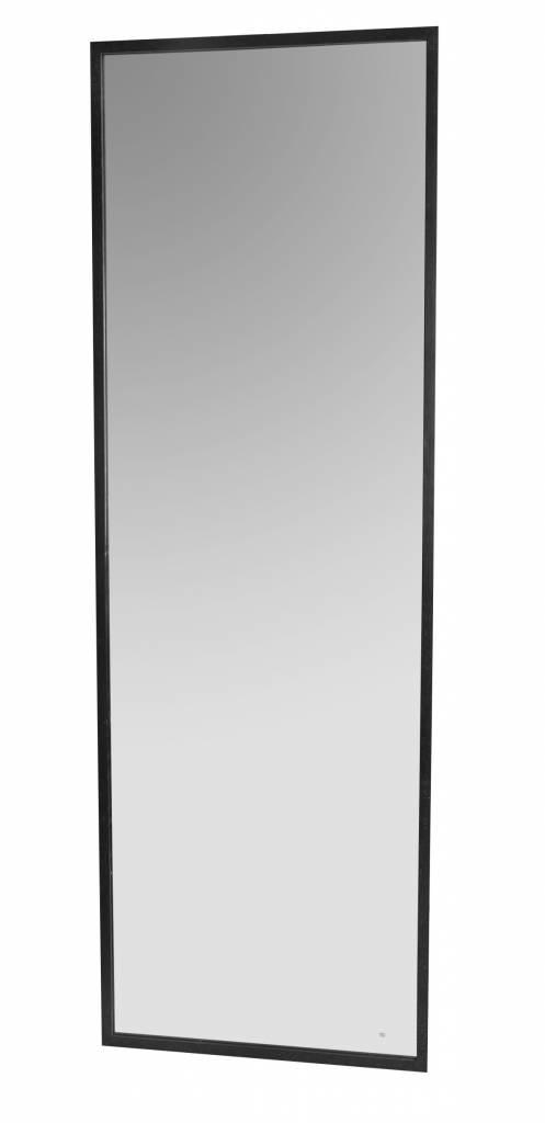 Broste Copenhagen Miroir 'Talja' métal - antique noir - 60x180cm - Broste Copenhagen
