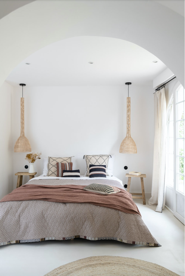 Amazing renovation was realised by @sophiedelepine. interiordesign