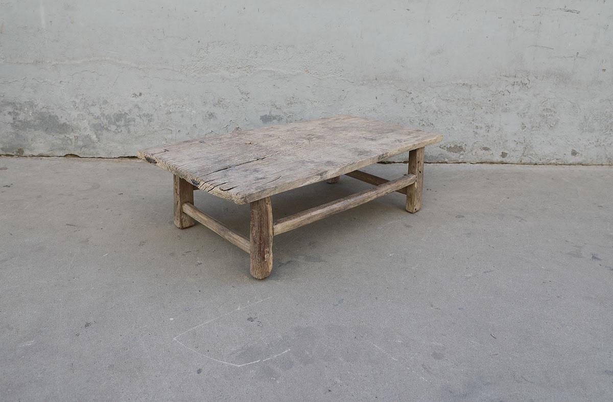 Maisons Origines Console table Vintage - 108X60XH33cm - Poplar wood - unique product