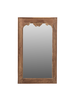 Petite Lily Interiors Wooden mirror India - 138x81x4cm - Unique Item