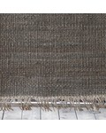 Tell me more Hemp Rug - Grey - 170x240cm - Tell Me More