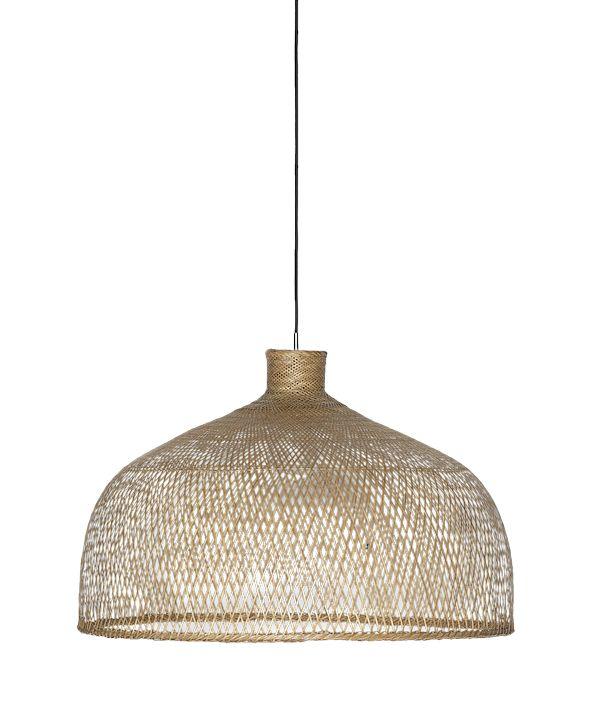 Ay Illuminate Lampe Suspension Bambou M1 - Natural - Ø75 cm - Ay illuminate