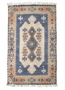 Vintage Design rug - multicolored - 120x180cm - Storebror