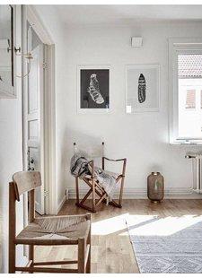 Un mélange parfait de design Suédois et Ethnique - Vu sur planetdeco.fr