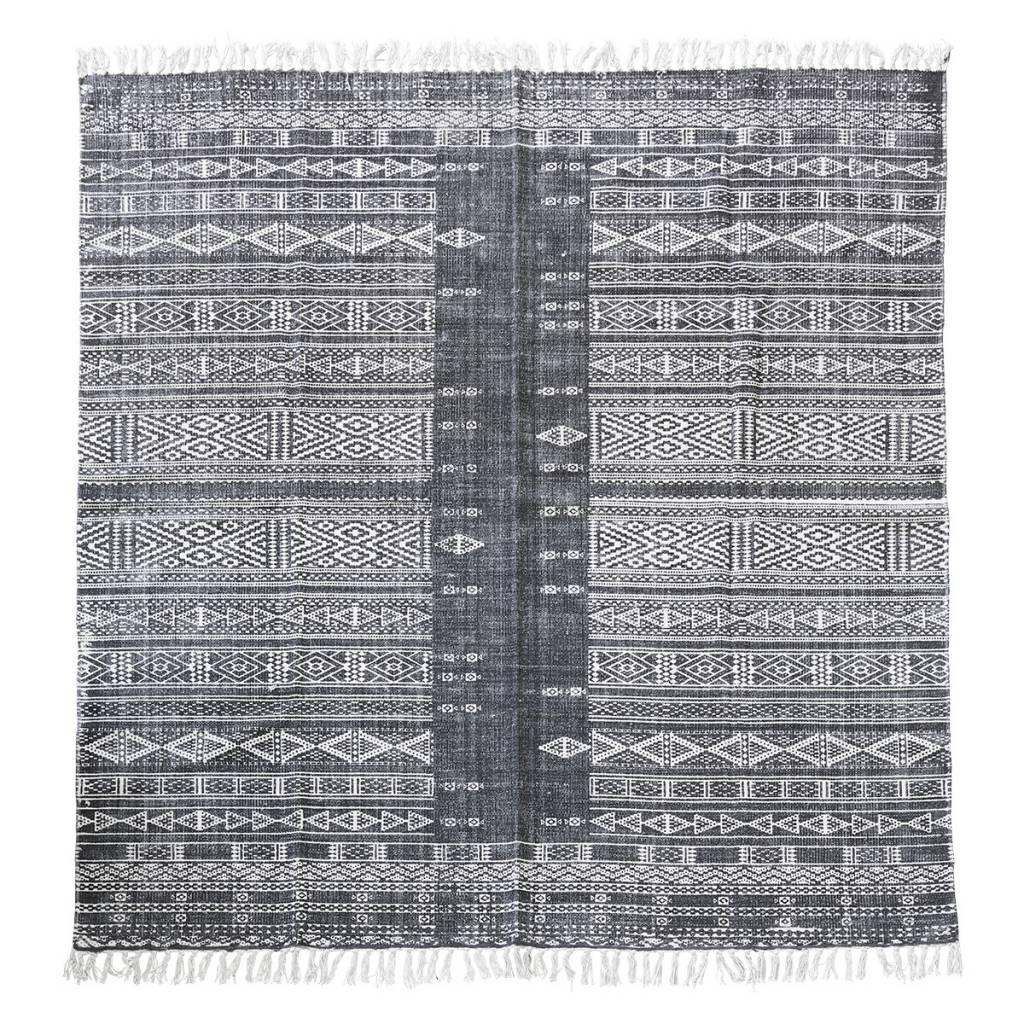 House Doctor Scandinavian rug 'Julia' - 180x180cm - House Doctor