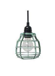 HK Living LAB pendant lamp - green - HK Living