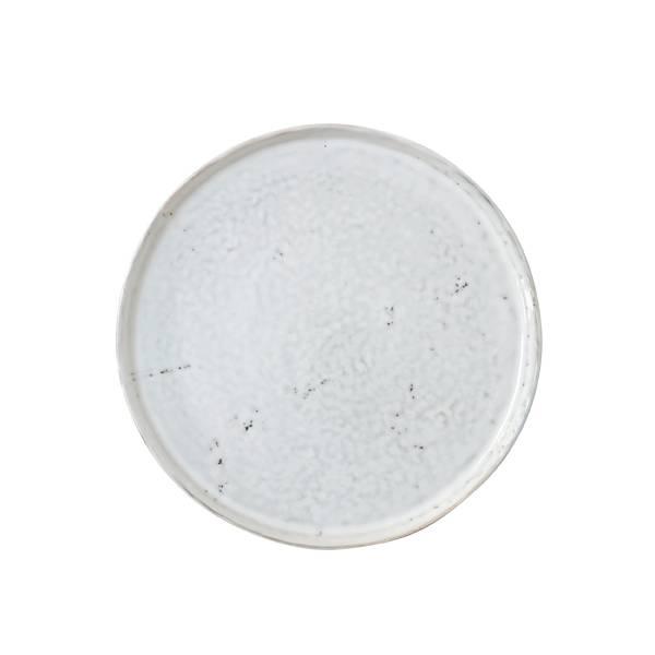 HK Living Set of 2 ceramic dinner plates - 22cm - HK Living