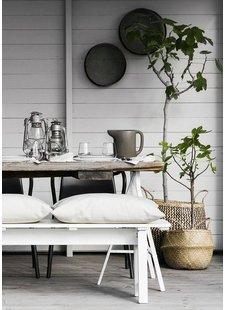 Scandinavian Summer table setting- Seeen on Bloglovin Aftonbladet Sweden