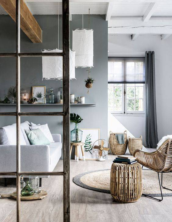 Splendid botanical and natural stylingby VT Wonen