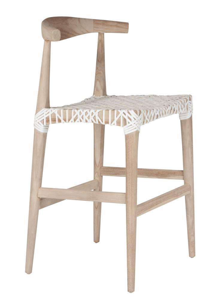 Uniqwa Furniture  Taburete de barra 'Sweni Horn'' - Uniqwa Furniture