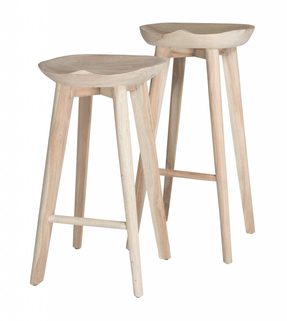 "Uniqwa Furniture  Tall bar stool ""Tractor"" - Uniqwa Furniture"
