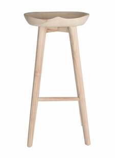 "Uniqwa Furniture  Grand tabouret de bar ""Tracteur""- Uniqwa Furniture"