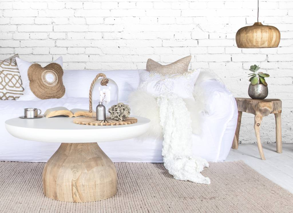 Uniqwa Furniture  Stool 'Sodwana' - Uniqwa Furniture