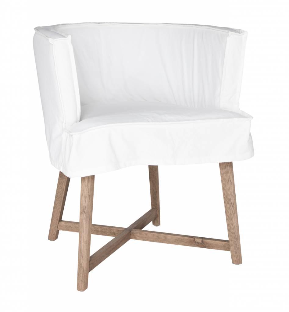 """Uniqwa Furniture  Chair """"Guatemala"""" - white - Uniqwa Furniture"""