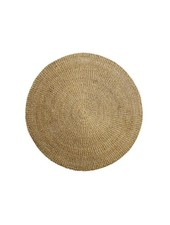 Bloomingville Round seagrass rug - natural - Ø120cm - Bloomingville