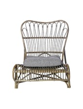 House Doctor Chair Lounge Bamboo - Natural - House Doctor