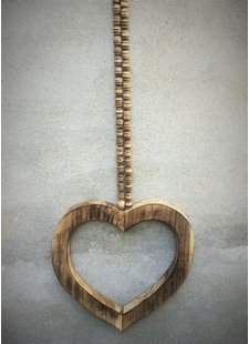 MaduMadu Love Mala Coco - Corazón 32x30cm - MaduMadu