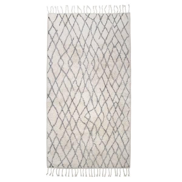 HK Living Bath mat 'berber style' 90x175cm - HK Living
