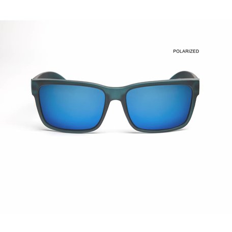 MR JOHNSON Blue/Blue Mirror Polarized
