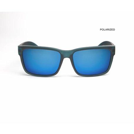 MR JOHNSON Blue/Blue Mirror Polarized