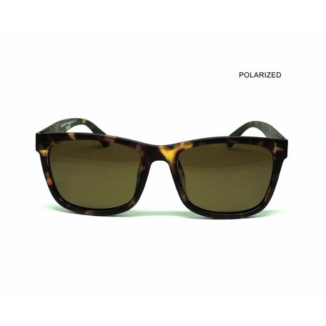 OLD GUY Leopard/Brown Polarized