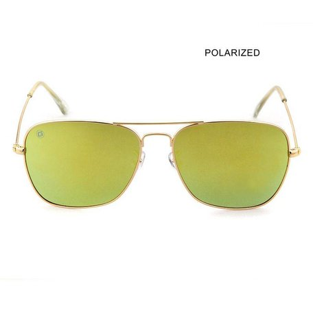BRAD Gold/Sun Mirror Polarized