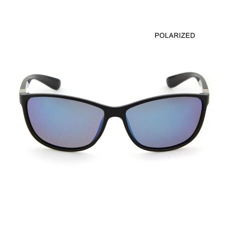 FAST JOE Black/Blue Mirror Polarized